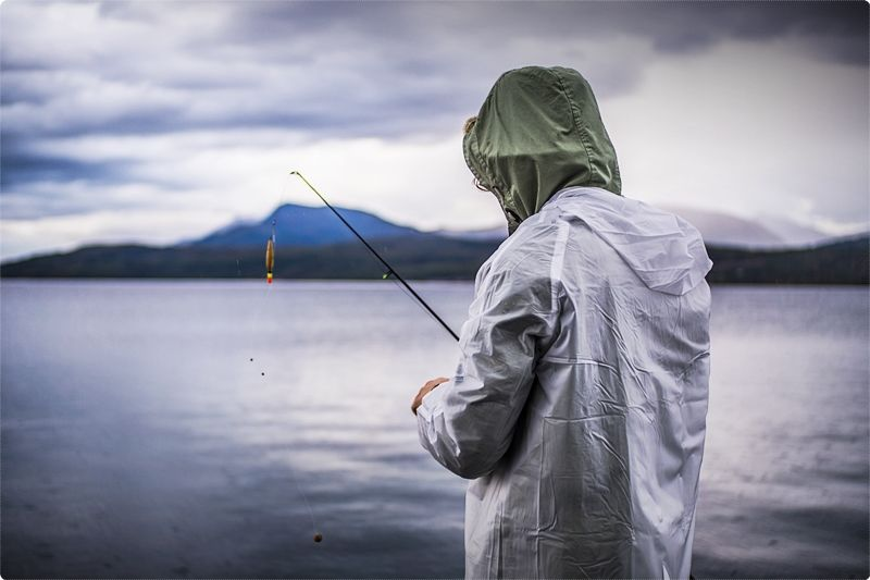 Fishing Apparel Men. To ensure your security, look at the weather before going fishing. It's terrific to utilize a radio because weather modifications constantly and you need to remain updated. #fishing